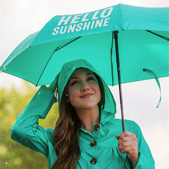 <p>Stronger, more durable umbrellas</p>
