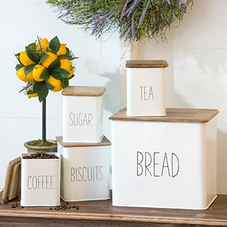 Canisters & Storage