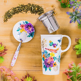 Tea Sets & Infusers