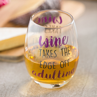 <p>Sip in style with unique&nbsp;wine glasses</p>