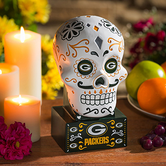 <p>Day of the Dead sugar skulls</p>