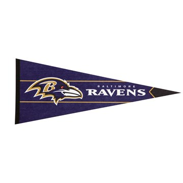 Baltimore Ravens, Pennant Flag