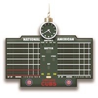 Scoreboard Ornament, Chicago Cubs - 1